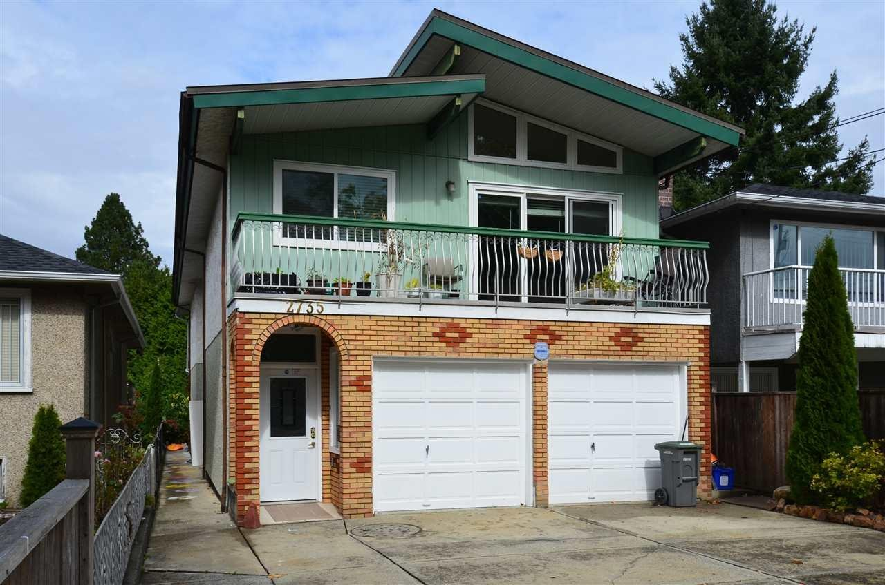R2002160 - 2735 E 29TH AVENUE, Renfrew Heights, Vancouver, BC - House/Single Family