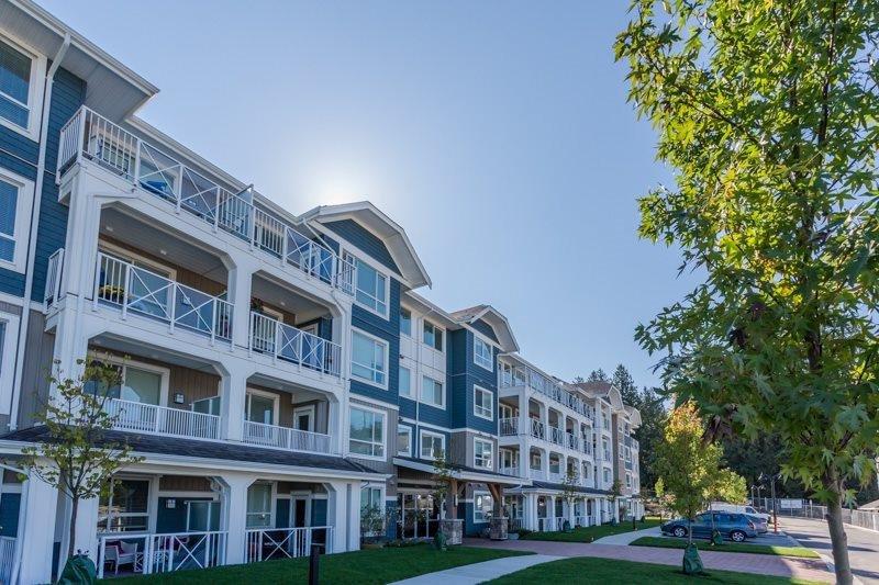 R2002175 - 307 16396 64 AVENUE, Cloverdale BC, Surrey, BC - Apartment Unit