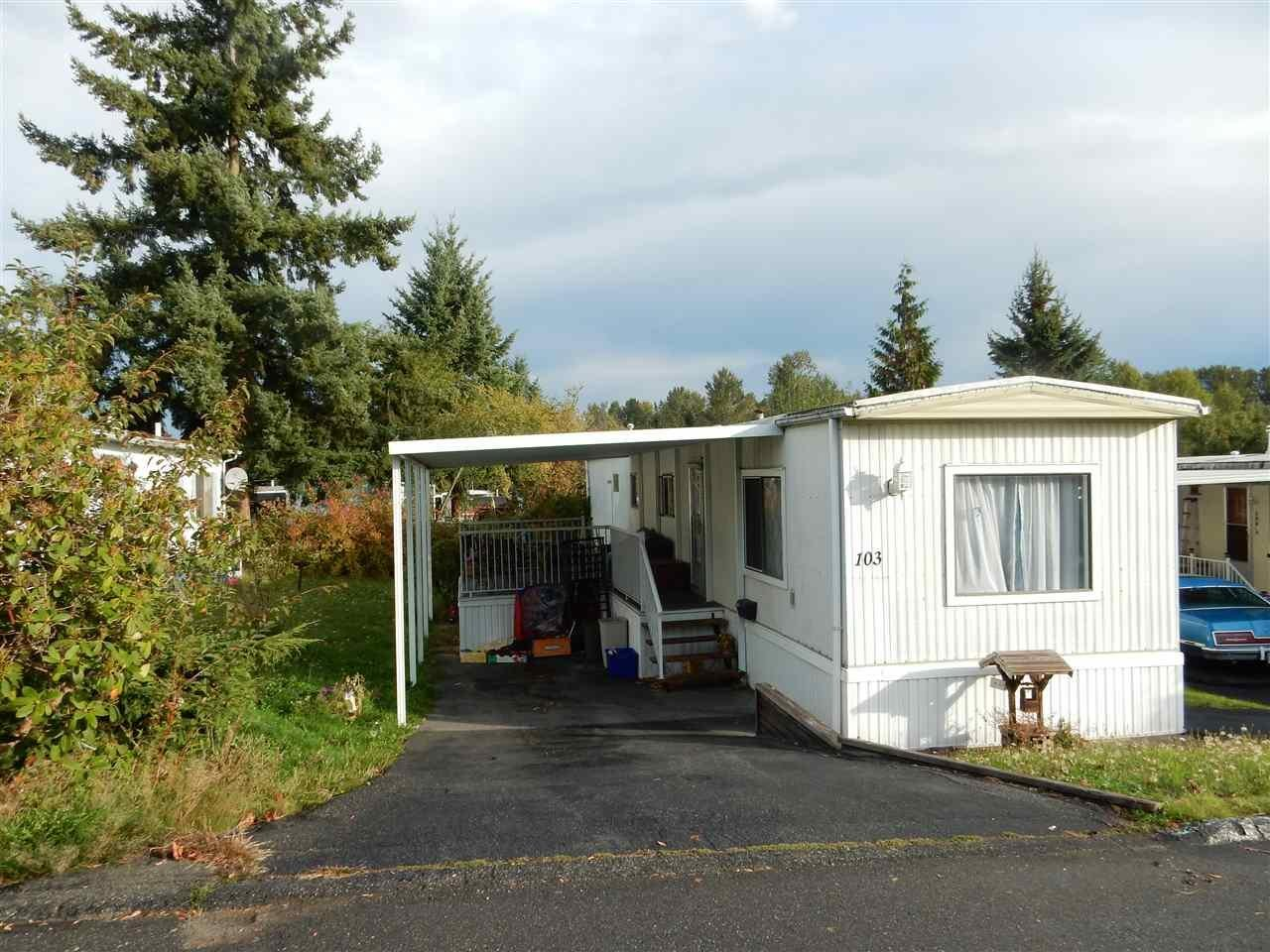R2004691 - 103 8220 KING GEORGE BOULEVARD, Bear Creek Green Timbers, Surrey, BC - Manufactured