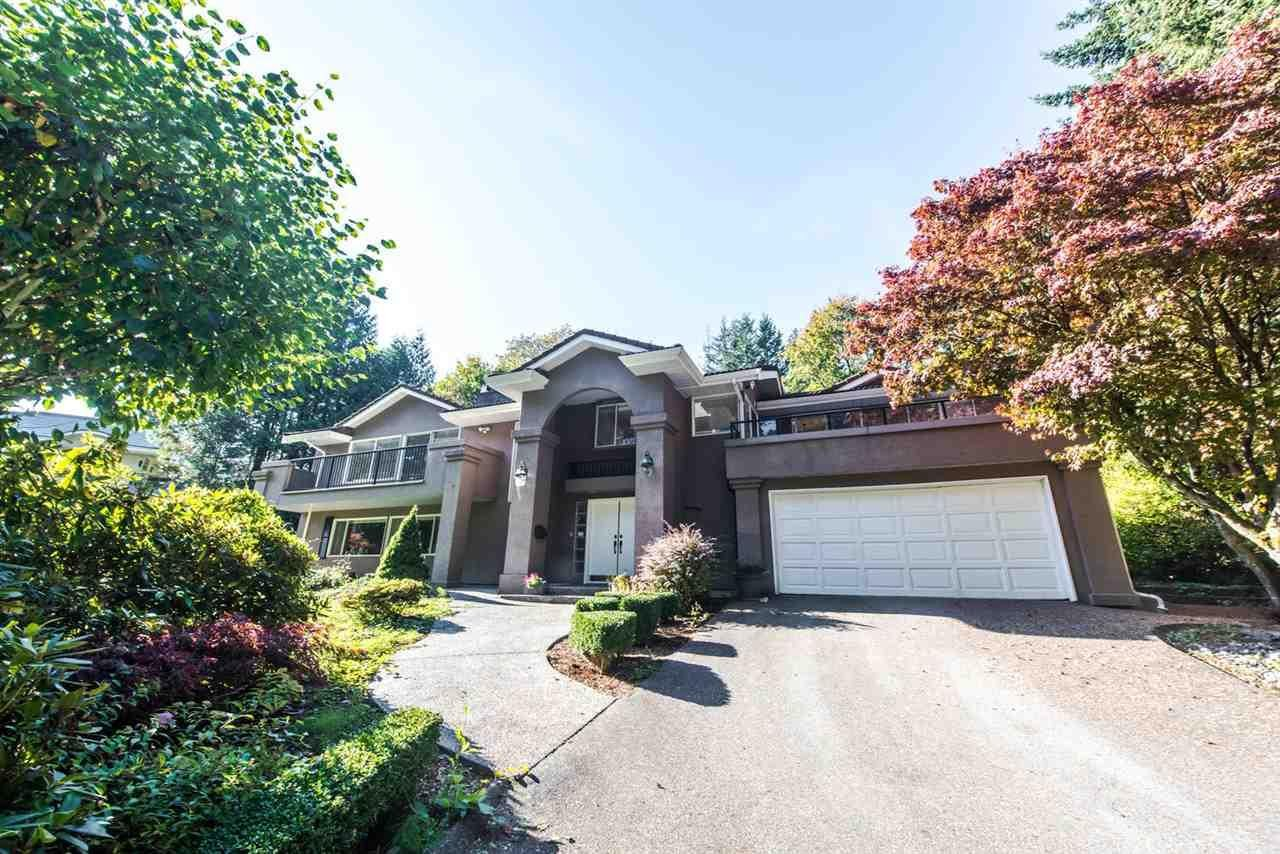 R2007363 - 389 SOUTHBOROUGH DRIVE, British Properties, West Vancouver, BC - House/Single Family