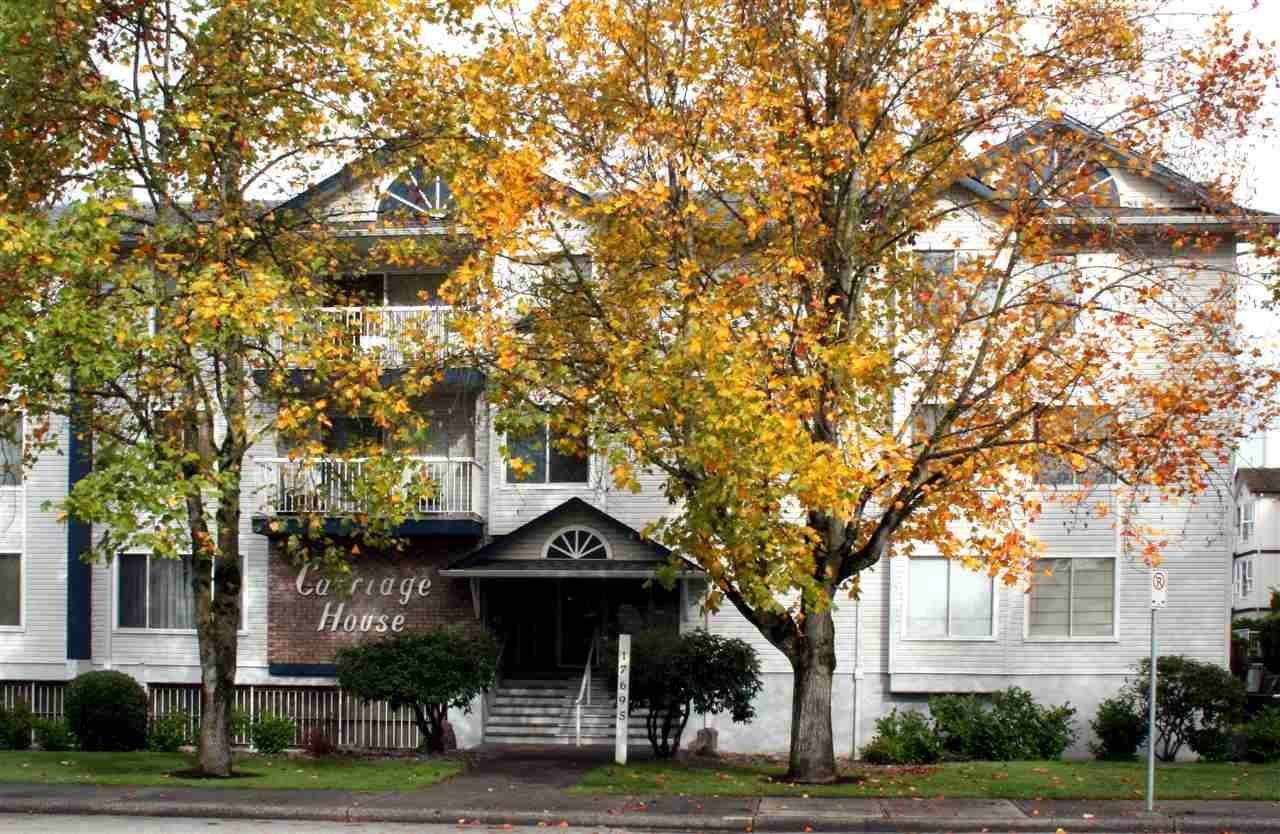 R2007623 - 303 17695 58 AVENUE, Cloverdale BC, Surrey, BC - Apartment Unit