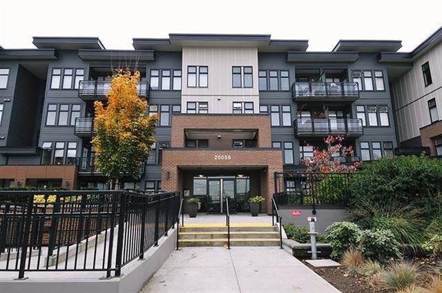 R2011611 - 410 20058 FRASER HIGHWAY, Langley City, Langley, BC - Apartment Unit