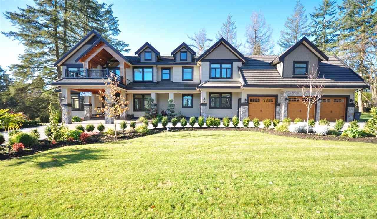 R2012182 - 5639 128A STREET, Panorama Ridge, Surrey, BC - House/Single Family