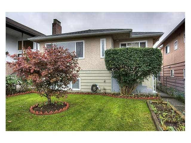 R2014942 - 2288 E 33RD AVENUE, Victoria VE, Vancouver, BC - House/Single Family