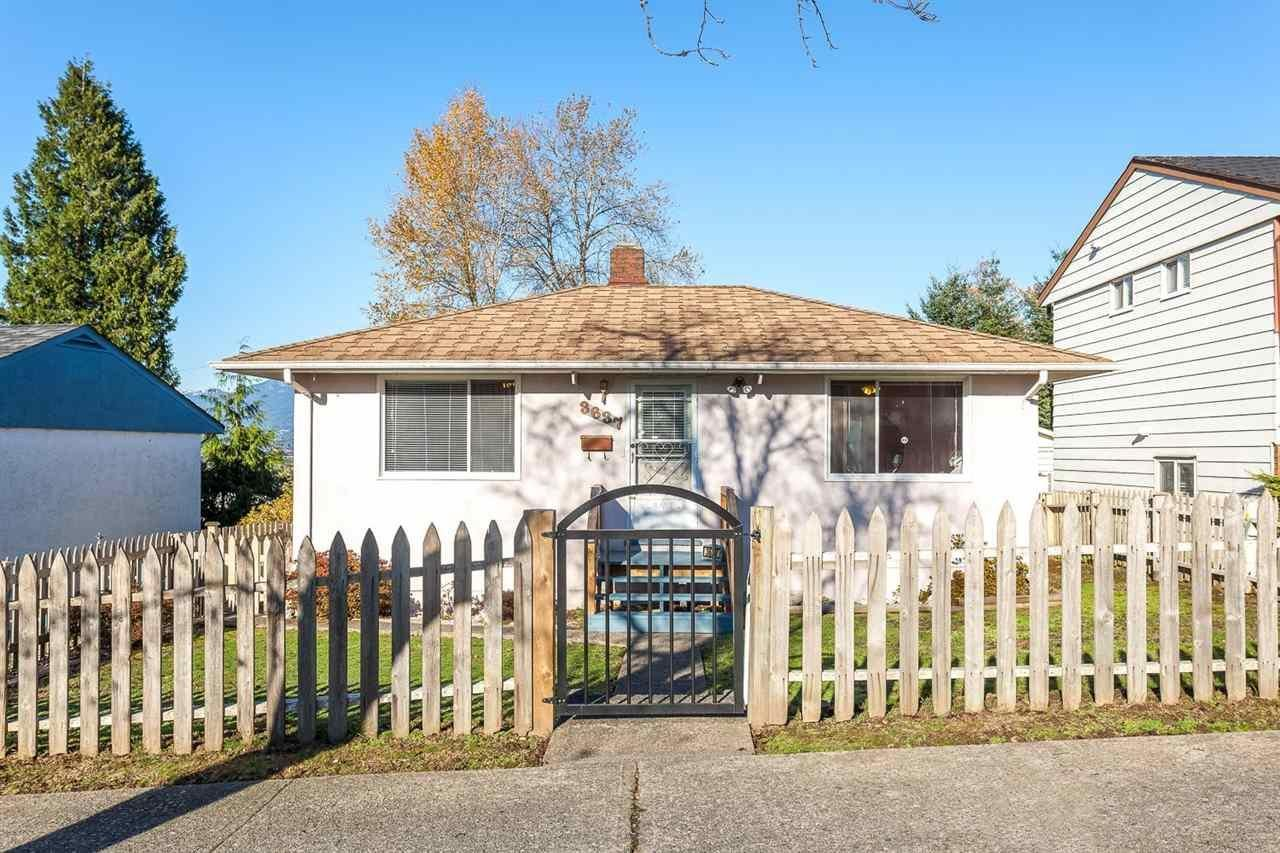 R2016775 - 3637 HAIDA DRIVE, Renfrew Heights, Vancouver, BC - House/Single Family