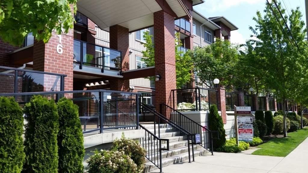 R2017450 - 215 5516 198 STREET, Langley City, Langley, BC - Apartment Unit