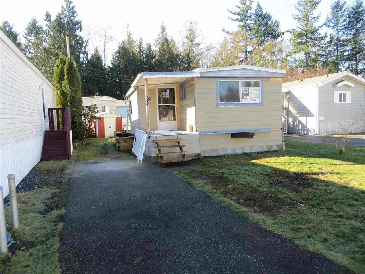 R2021728 - 50 3931 198 STREET, Brookswood Langley, Langley, BC - Manufactured with Land
