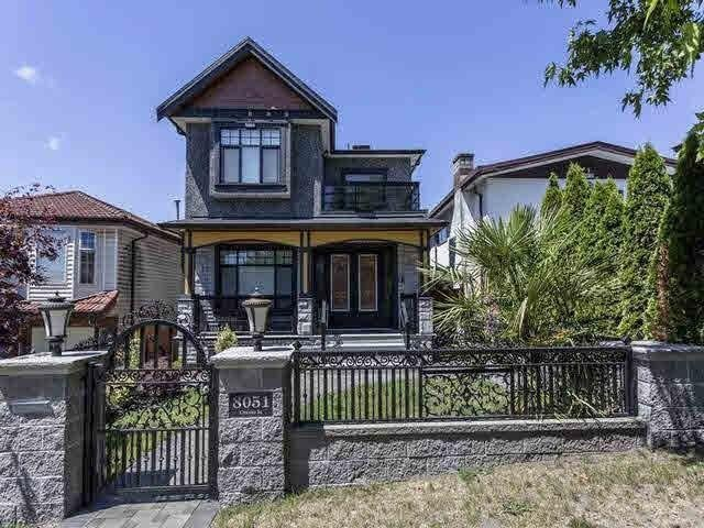 R2021963 - 8051 CHESTER STREET, South Vancouver, Vancouver, BC - House/Single Family