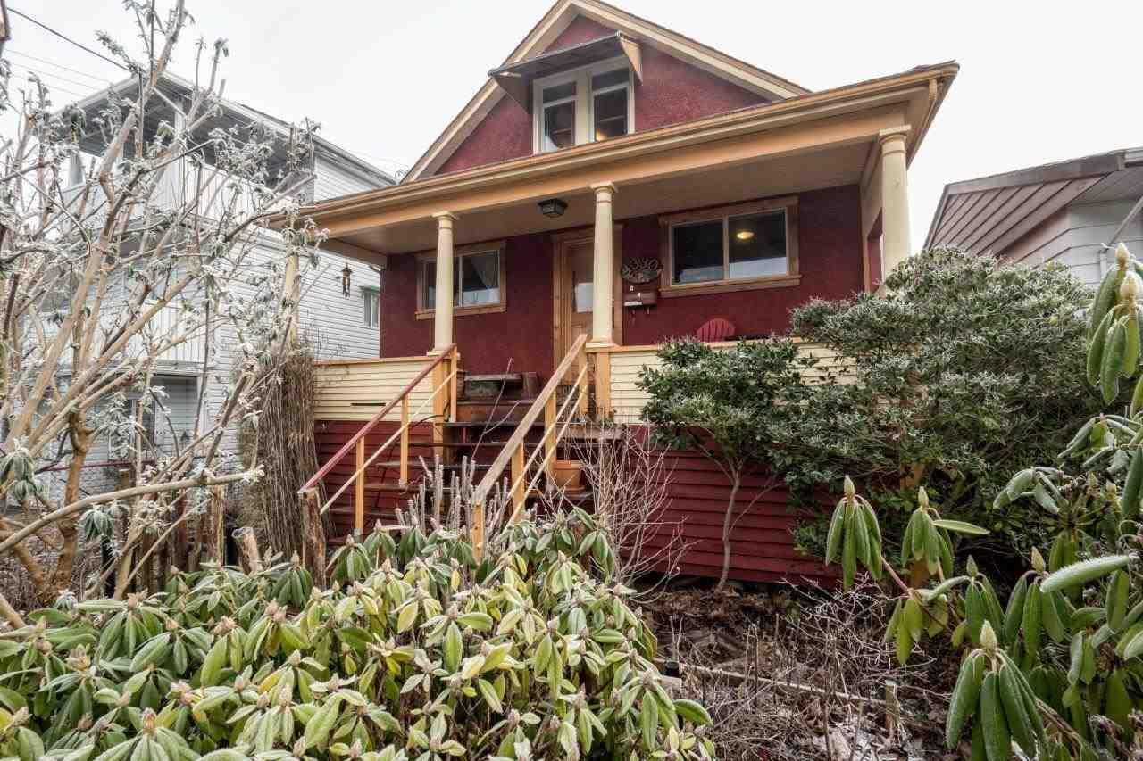 R2022262 - 4330 MILLER STREET, Victoria VE, Vancouver, BC - House/Single Family