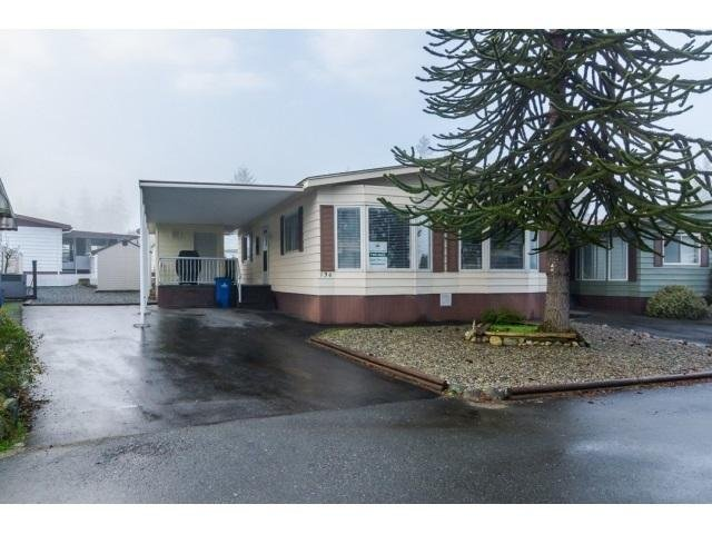R2022623 - 136 3665 244 STREET, Otter District, Langley, BC - Manufactured