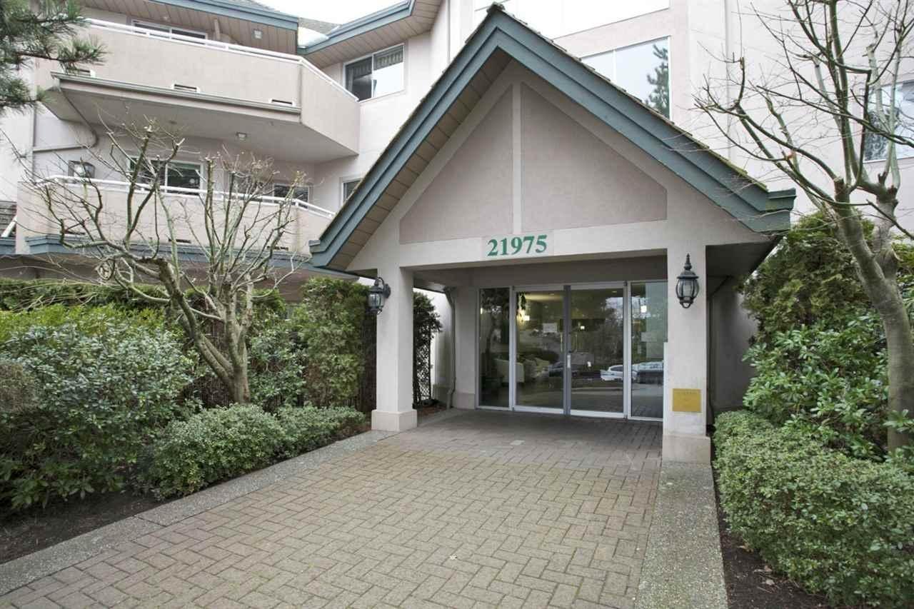 R2023858 - 105 21975 49 AVENUE, Murrayville, Langley, BC - Apartment Unit