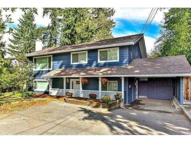 R2023878 - 4560 208 STREET, Langley City, Langley, BC - House/Single Family