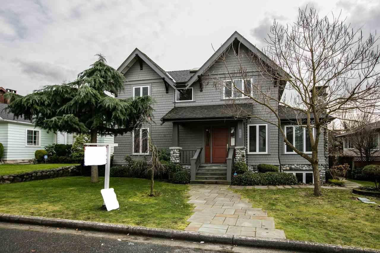 R2024402 - 2040 W 58TH AVENUE, S.W. Marine, Vancouver, BC - House/Single Family