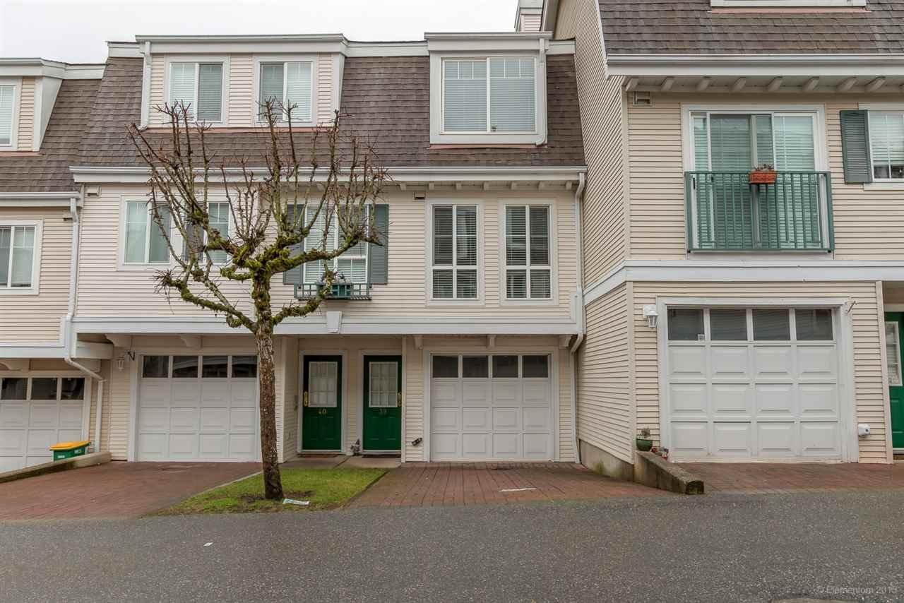 R2024697 - 39 8890 WALNUT GROVE DRIVE, Walnut Grove, Langley, BC - Townhouse