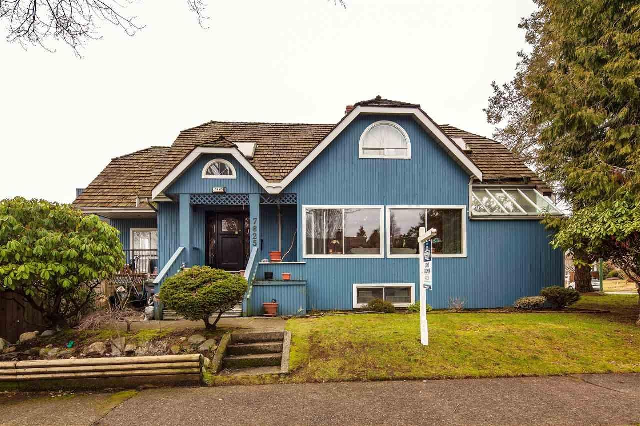 R2024800 - 7825 LABURNUM STREET, S.W. Marine, Vancouver, BC - House/Single Family