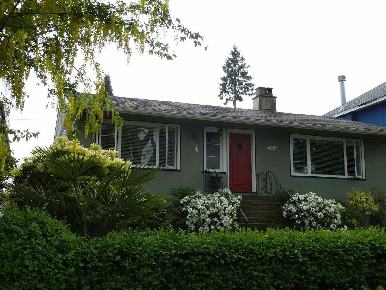 R2025316 - 2816 ETON STREET, Hastings East, Vancouver, BC - House/Single Family