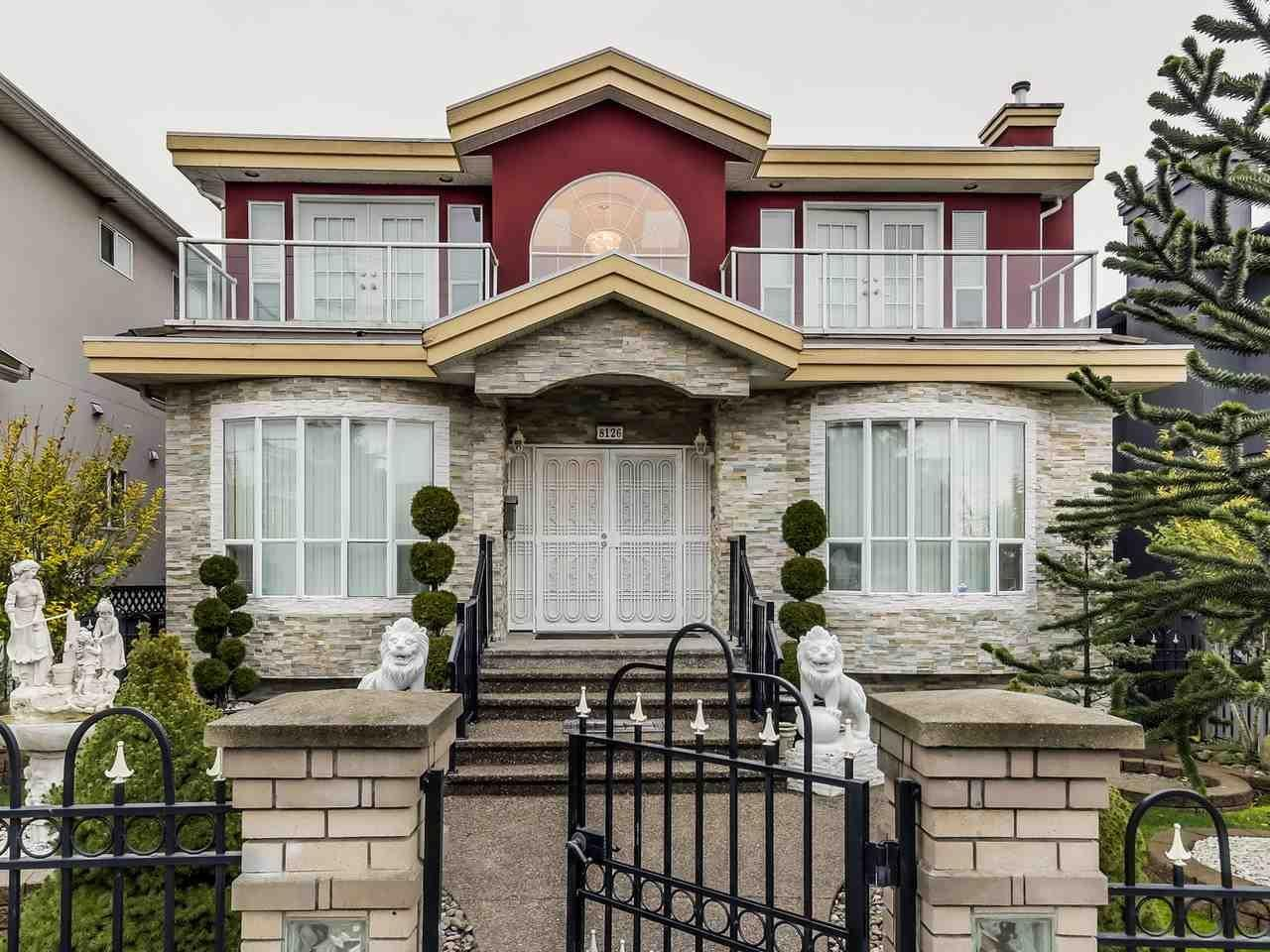 R2025722 - 8126 PRINCE EDWARD STREET, South Vancouver, Vancouver, BC - House/Single Family