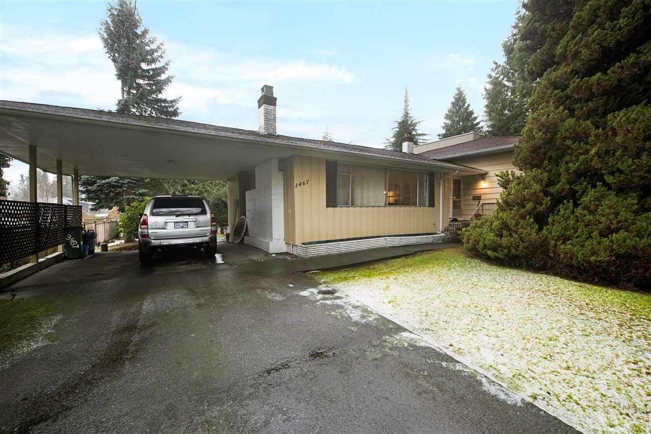 R2025796 - 3467 DELBROOK AVENUE, Delbrook, North Vancouver, BC - House/Single Family
