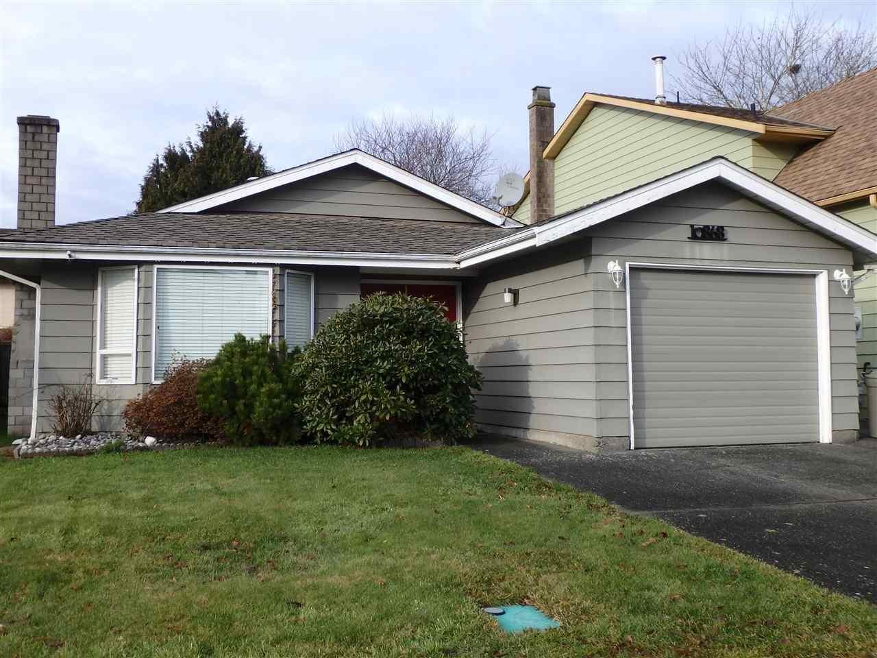 R2025855 - 10868 CANSO CRESCENT, Steveston North, Richmond, BC - House/Single Family