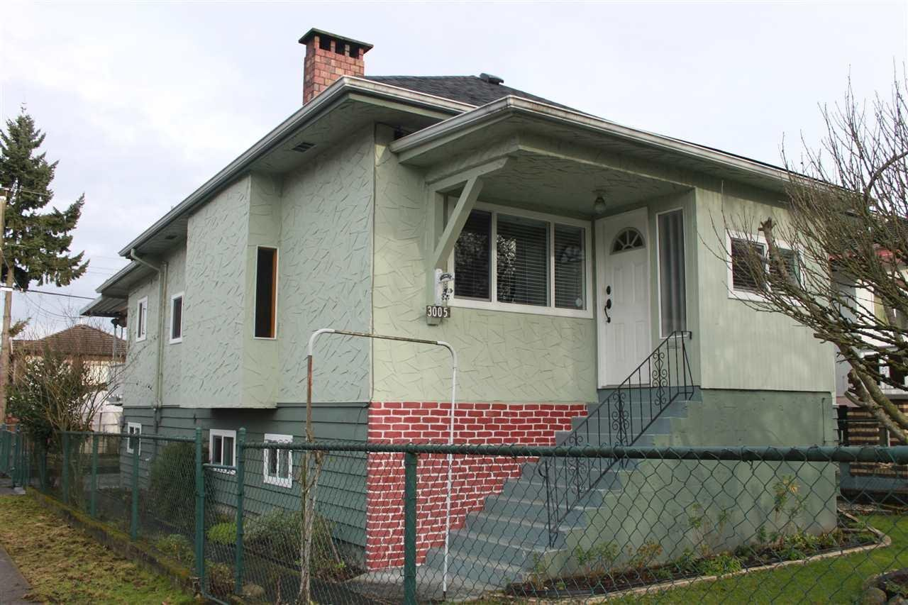 R2025905 - 3005 E 27TH AVENUE, Renfrew Heights, Vancouver, BC - House/Single Family