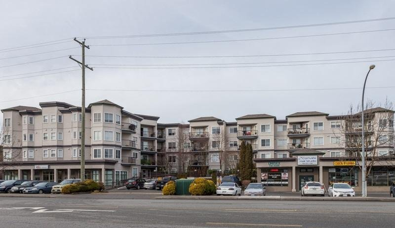 R2026481 - 418 5759 GLOVER ROAD, Langley City, Langley, BC - Apartment Unit