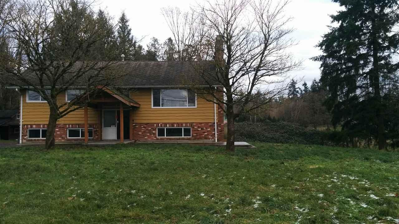R2026870 - 934 248 STREET, Otter District, Langley, BC - House with Acreage