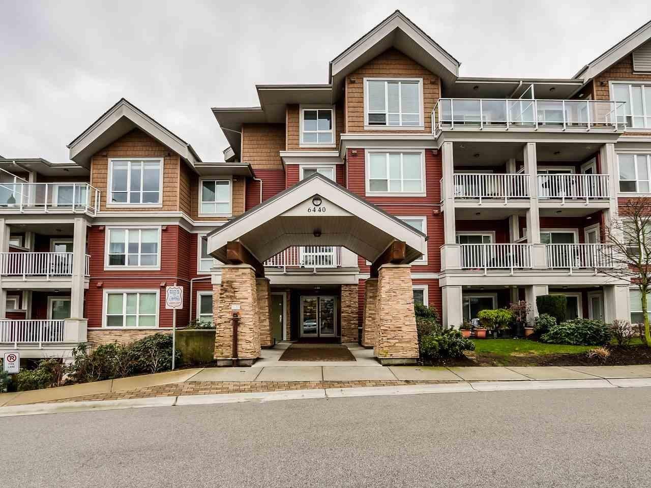 R2027027 - 404 6440 194 STREET, Clayton, Surrey, BC - Apartment Unit