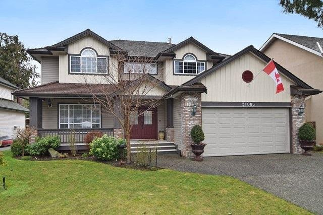 R2027187 - 21083 44 AVENUE, Brookswood Langley, Langley, BC - House/Single Family
