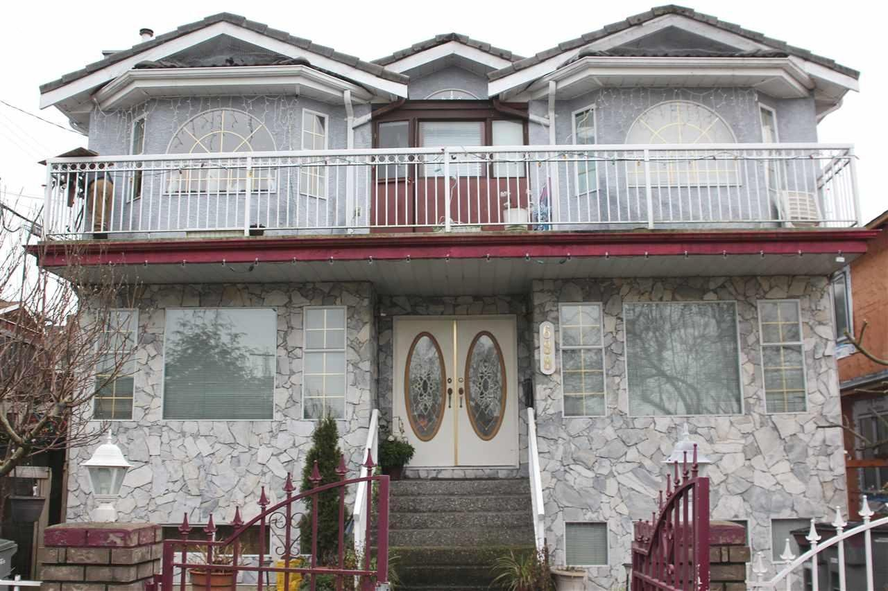 R2027465 - 688 E 28TH AVENUE, Fraser VE, Vancouver, BC - House/Single Family