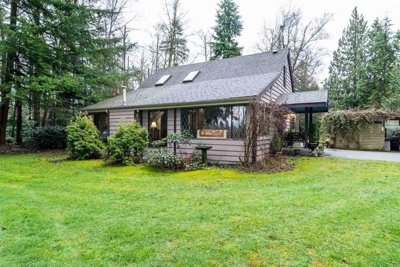 R2027470 - 24288 40 AVENUE, Salmon River, Langley, BC - House/Single Family