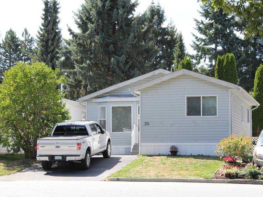 R2027514 - 20 7790 KING GEORGE HIGHWAY, East Newton, Surrey, BC - Manufactured