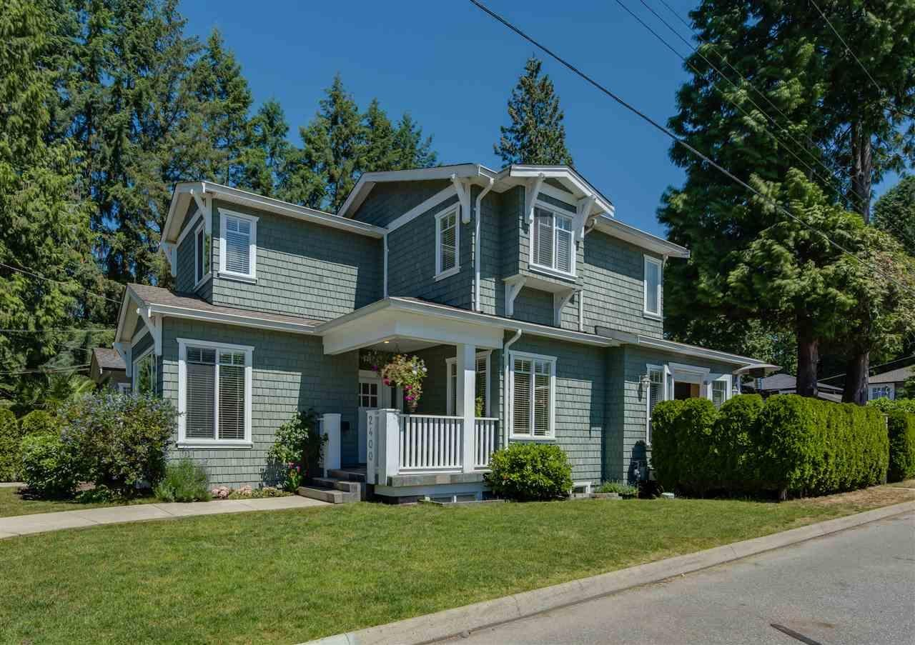 R2027702 - 2400 GEORGE STREET, Pemberton Heights, North Vancouver, BC - House/Single Family