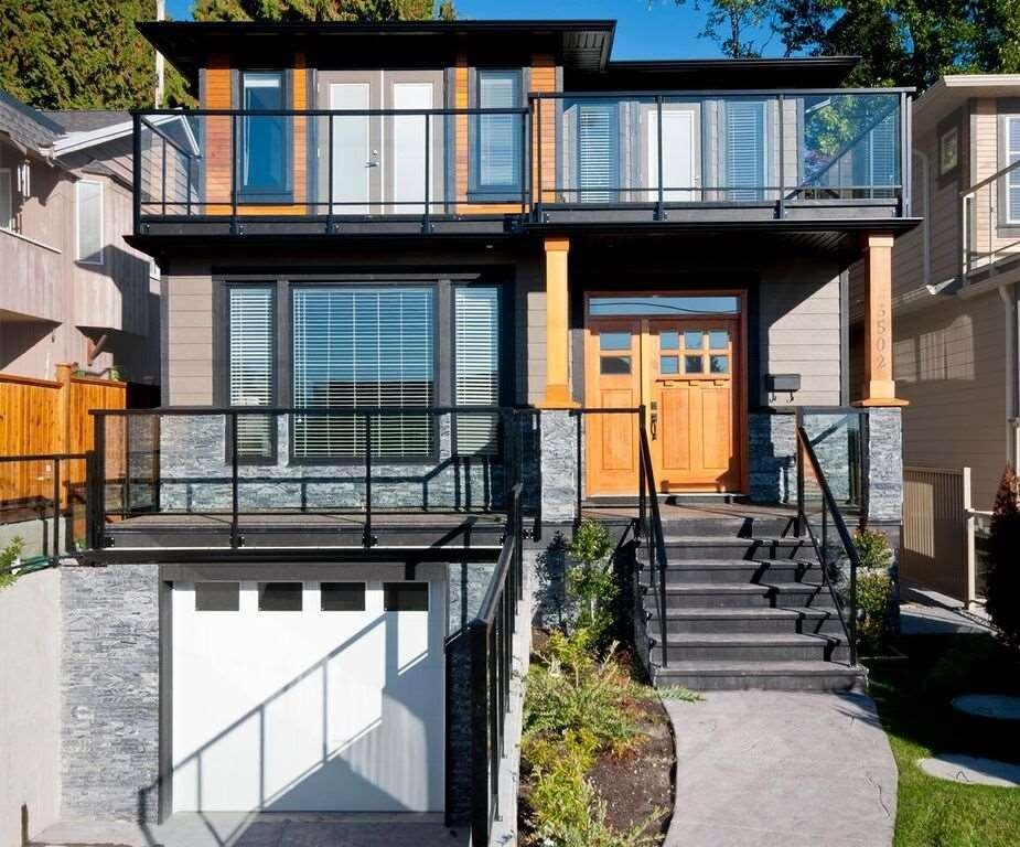 R2027956 - 3502 CARNARVON AVENUE, Upper Lonsdale, North Vancouver, BC - House/Single Family