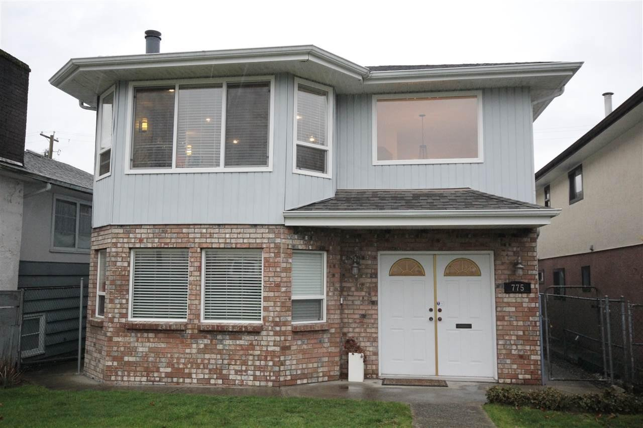 R2028210 - 775 E 39TH AVENUE, Fraser VE, Vancouver, BC - House/Single Family