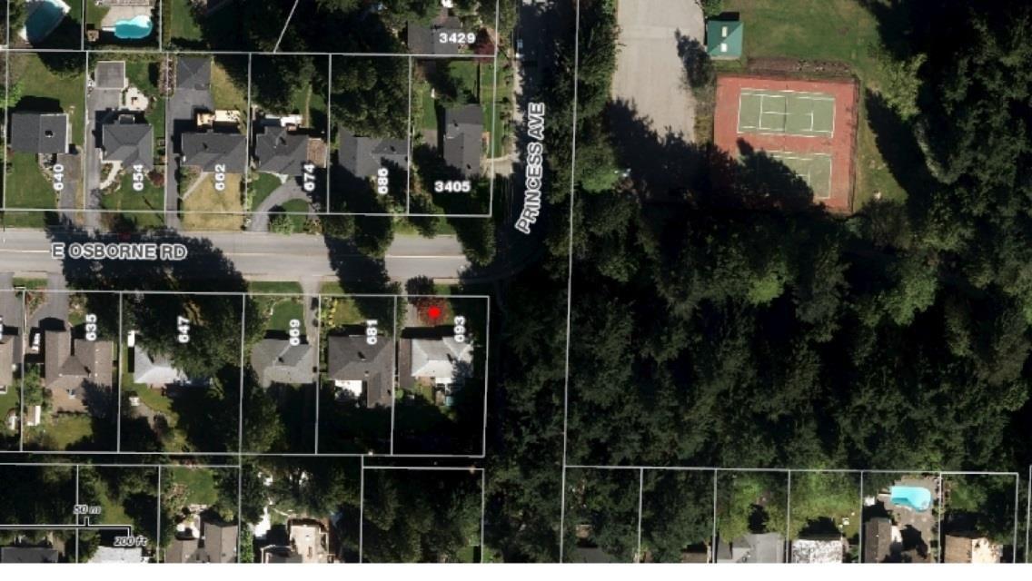 R2028423 - 693 E OSBORNE ROAD, Princess Park, North Vancouver, BC - House/Single Family
