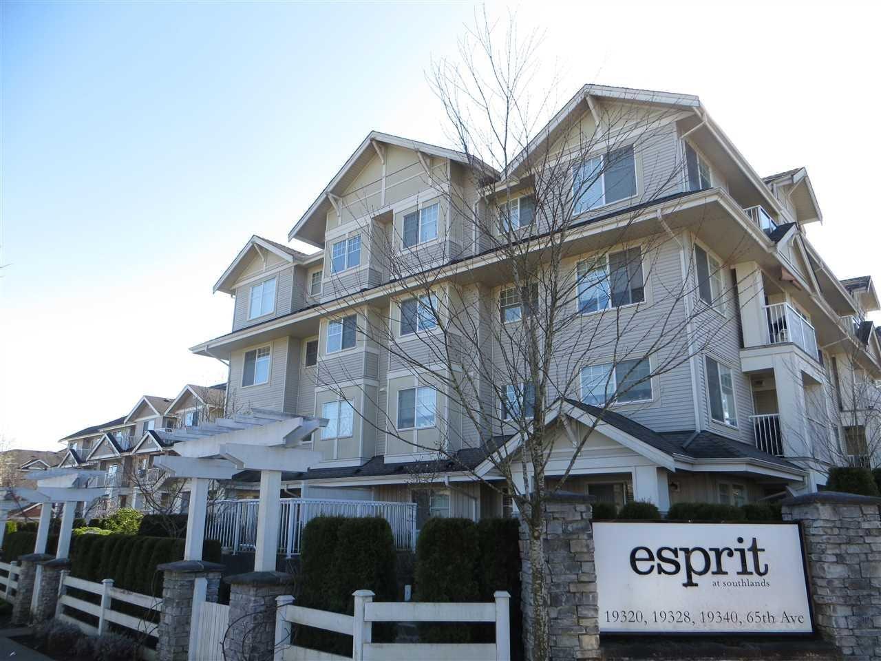 R2028856 - 206 19340 65 AVENUE, Clayton, Surrey, BC - Apartment Unit