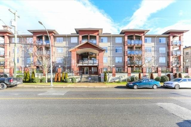 R2028876 - 307 5516 198 STREET, Langley City, Langley, BC - Apartment Unit