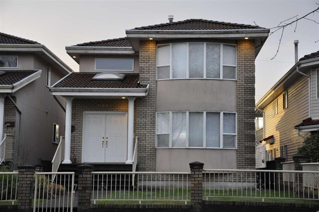 R2029253 - 6813 INVERNESS STREET, South Vancouver, Vancouver, BC - House/Single Family