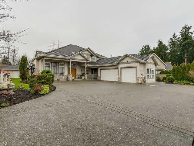 R2029310 - 5778 136 STREET, Panorama Ridge, Surrey, BC - House/Single Family
