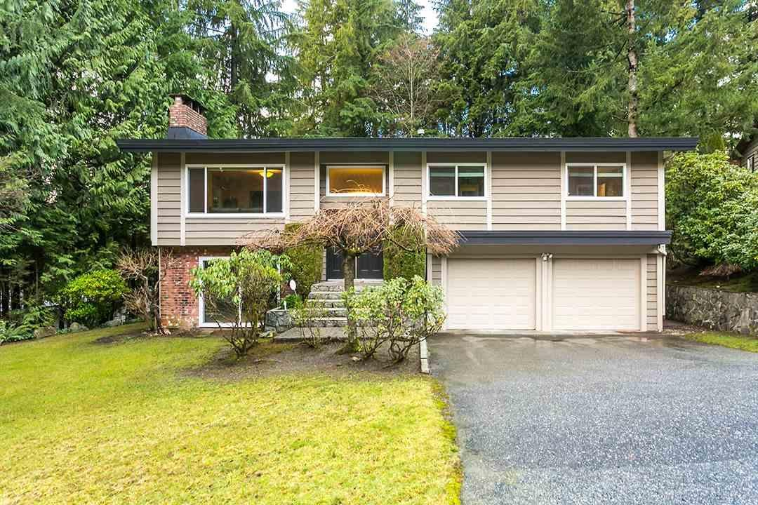 R2030111 - 5374 MALASPINA PLACE, Canyon Heights NV, North Vancouver, BC - House/Single Family