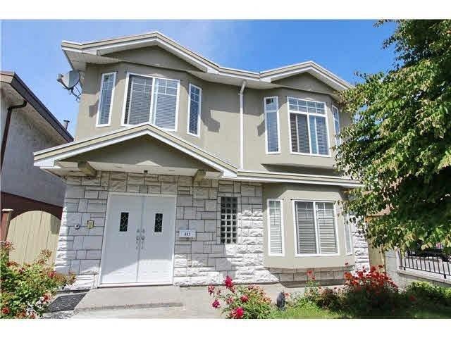 R2030480 - 647 E 19TH AVENUE, Fraser VE, Vancouver, BC - House/Single Family
