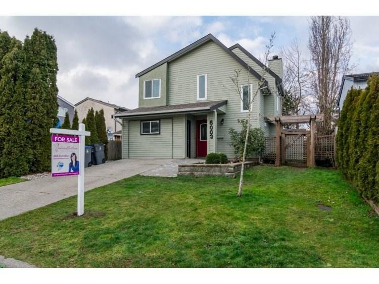 R2030592 - 6003 BROOKS CRESCENT, Cloverdale BC, Surrey, BC - House/Single Family