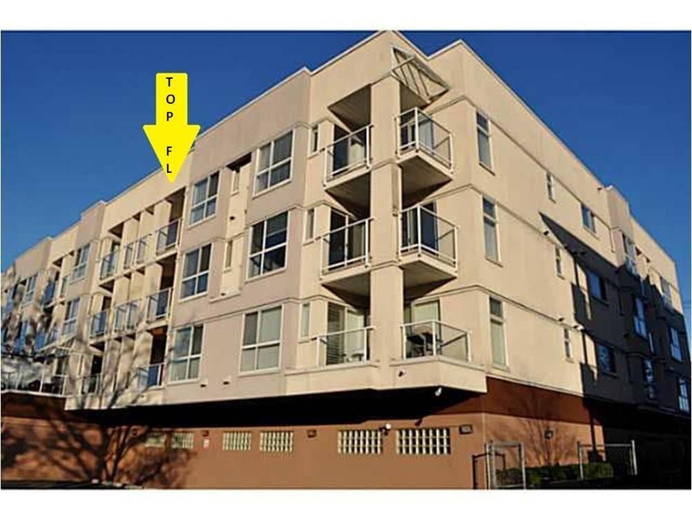 R2030634 - 402 5499 203 STREET, Langley City, Langley, BC - Apartment Unit