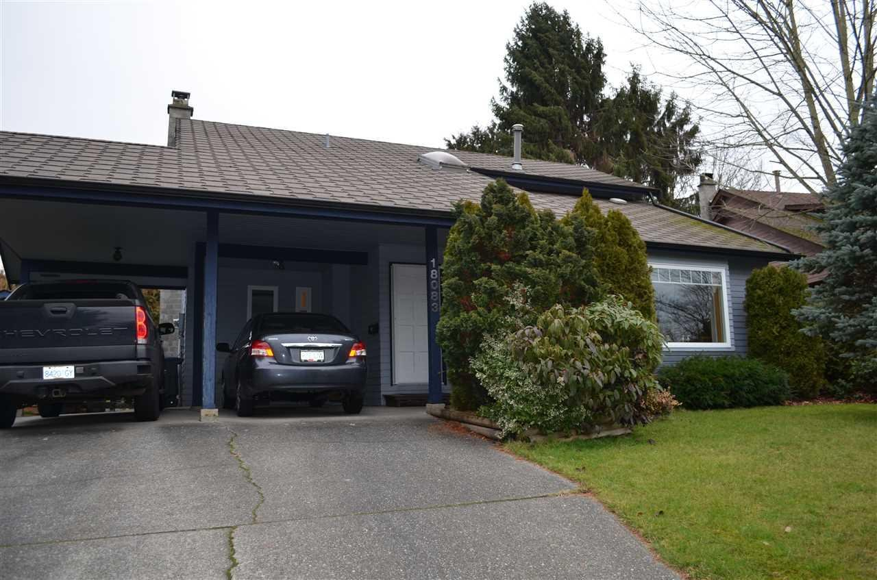 R2030925 - 18083 61 AVENUE, Cloverdale BC, Surrey, BC - House/Single Family