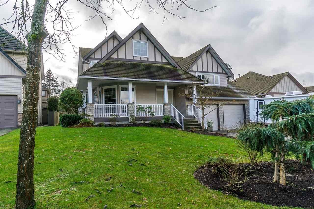 R2031393 - 21052 85A AVENUE, Walnut Grove, Langley, BC - House/Single Family