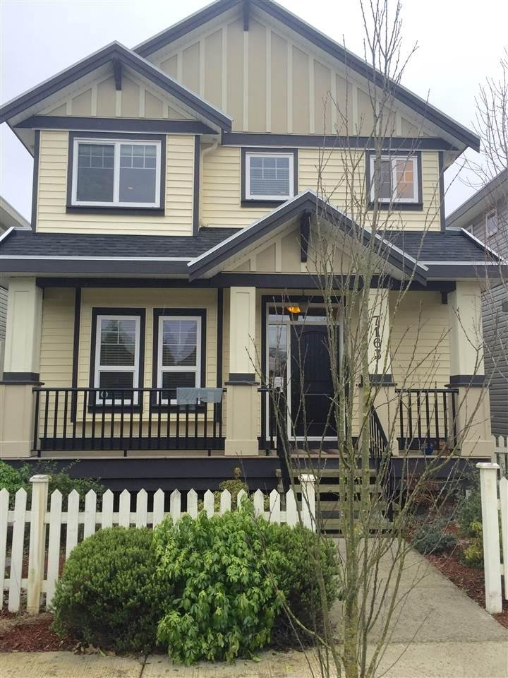 R2031405 - 7163 196TH STREET, Clayton, Surrey, BC - House/Single Family