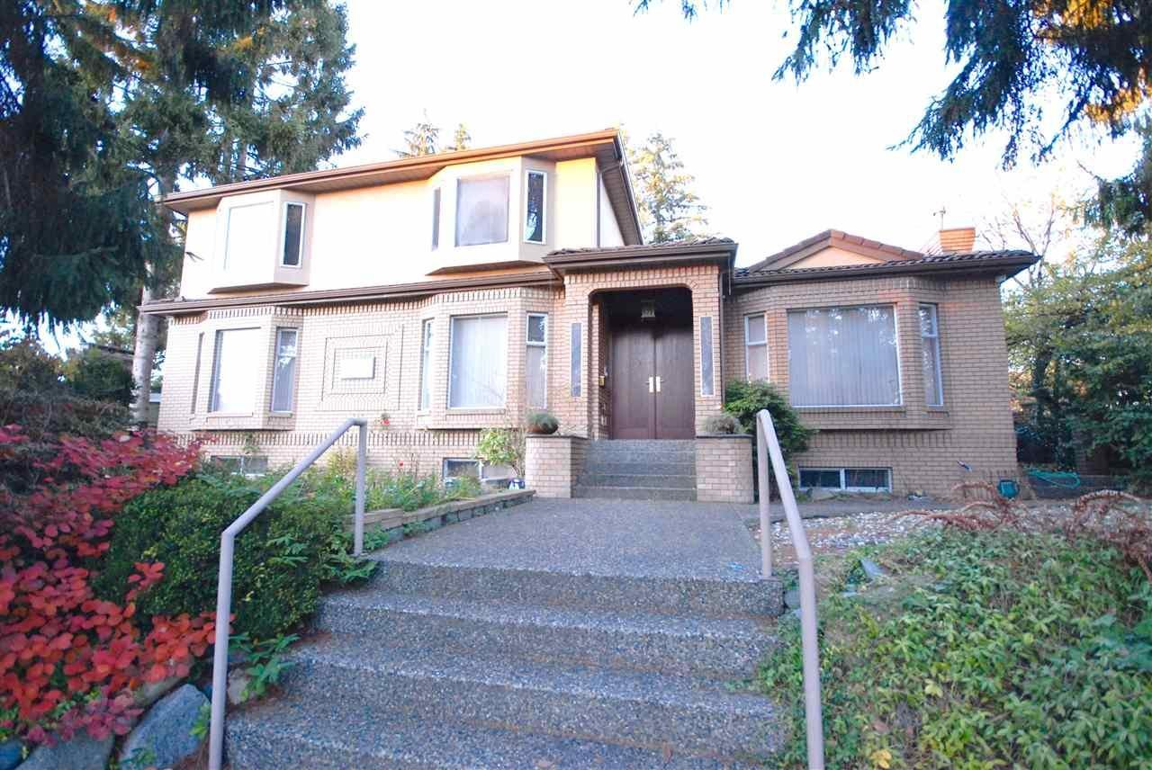 R2031694 - 1707 W 68TH AVENUE, S.W. Marine, Vancouver, BC - House/Single Family