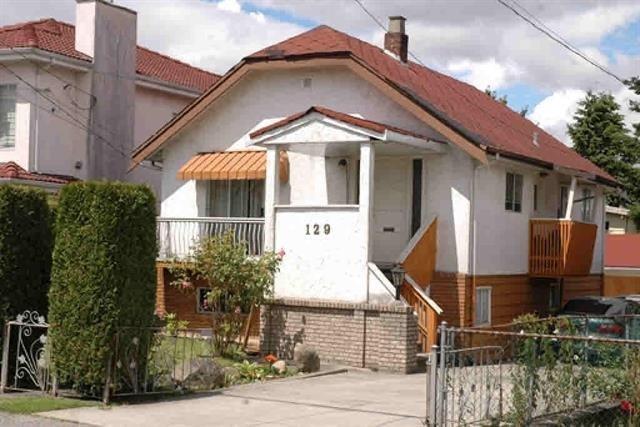 R2031791 - 129 E KING EDWARD AVENUE, Main, Vancouver, BC - House/Single Family