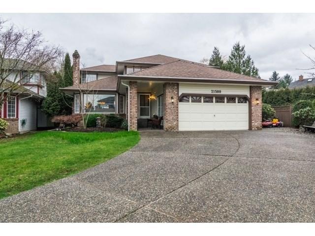R2031898 - 21580 87A AVENUE, Walnut Grove, Langley, BC - House/Single Family