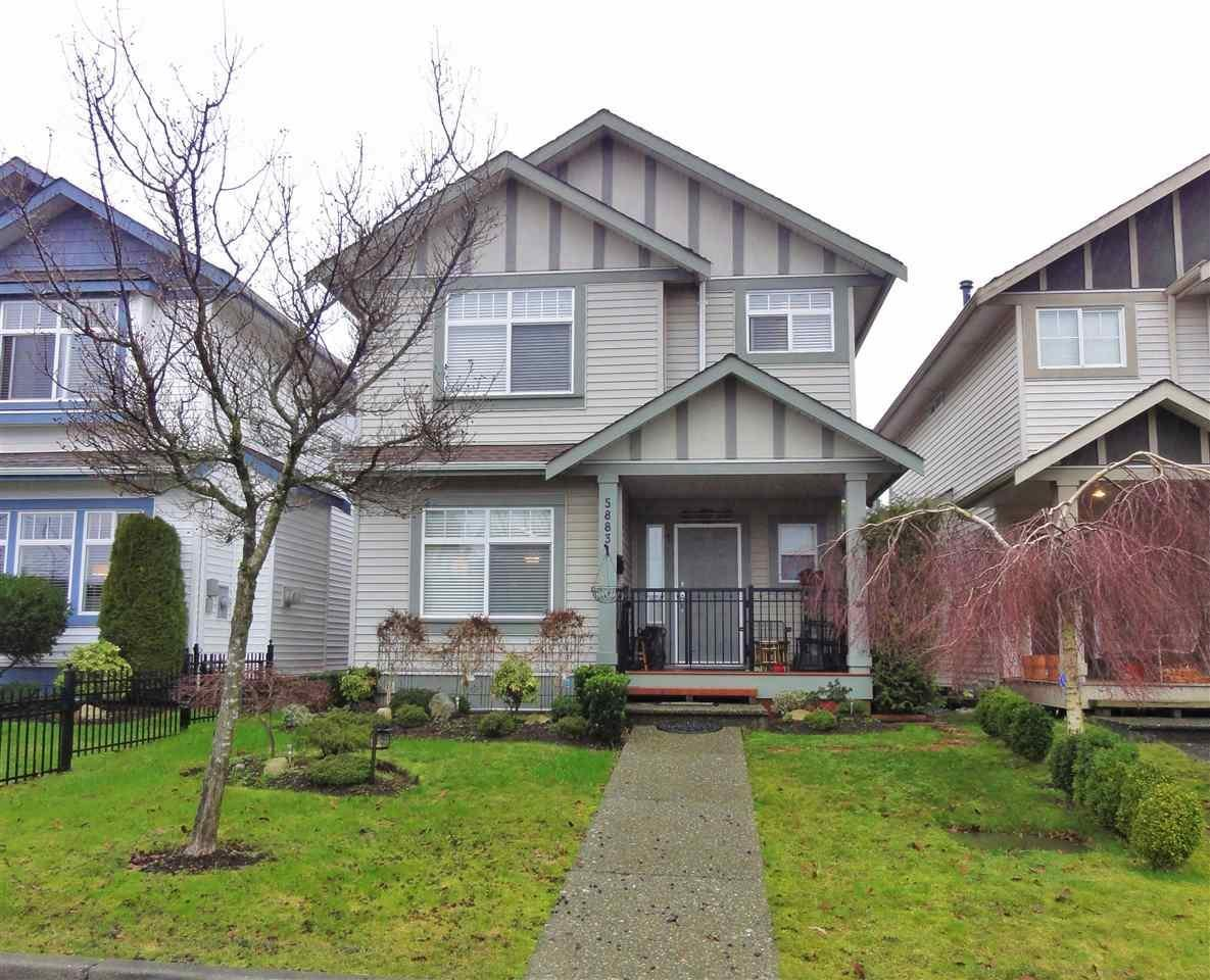 R2032102 - 5883 148A STREET, Sullivan Station, Surrey, BC - House/Single Family